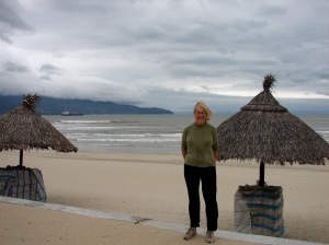 China Beach at Danang